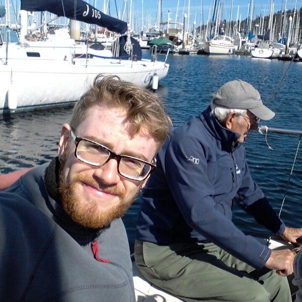 Photo prise au Seattle Sailing Club par Zach K. le8/31/2013