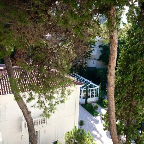 9/10/2013にVictoria S.がGrand Hotel Des Bainsで撮った写真
