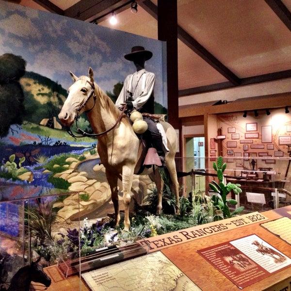 Foto scattata a Texas Ranger Hall of Fame and Museum da Rebecca M. il 5/1/2014