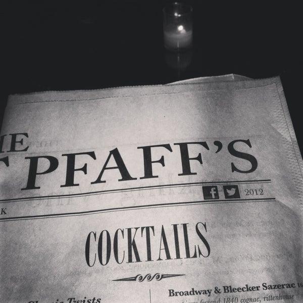 Photo prise au The Vault at Pfaff's par Vonatron L. le2/15/2013