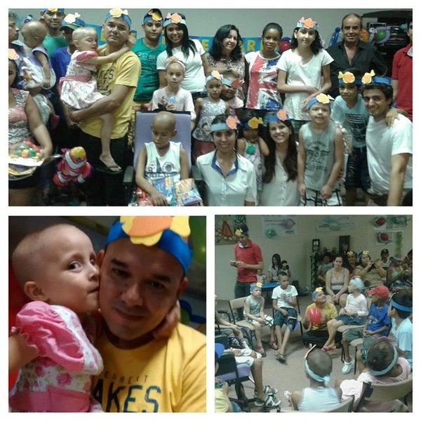Foto tirada no(a) NACC - Núcleo de Apoio à Criança com Câncer por Aslan C. em 8/31/2014