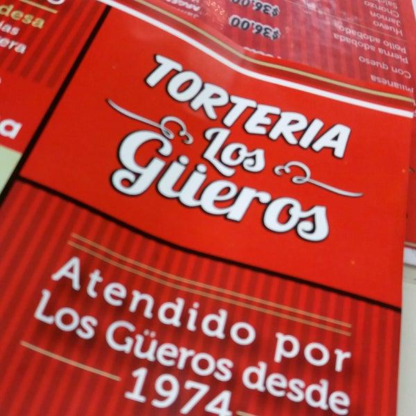 """Das Foto wurde bei Tortería """"Los Güeros"""" von Andrea F. am 1/28/2017 aufgenommen"""