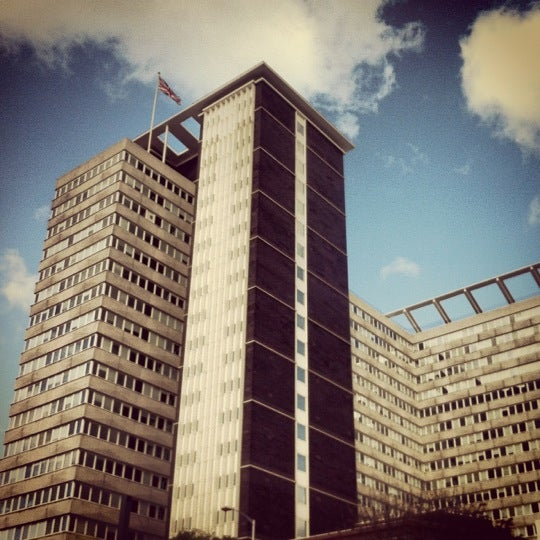 Government Building In Croydon