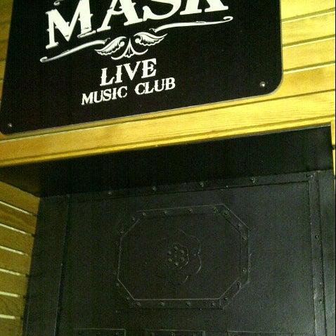 Foto diambil di Mask Live Music Club oleh devoteeGS pada 12/9/2012