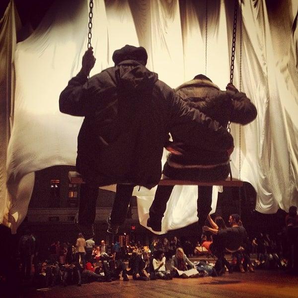 Photo prise au Park Avenue Armory par Roger Steve R. le12/29/2012