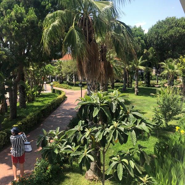 Das Foto wurde bei Şah Inn Paradise von Yunus A. am 7/13/2020 aufgenommen