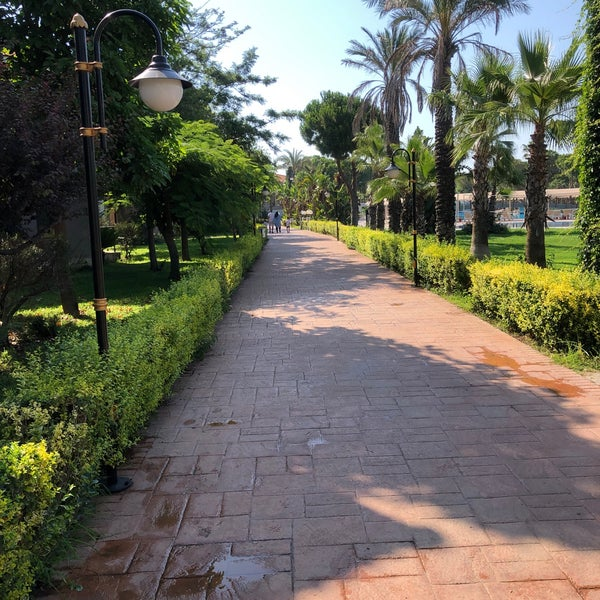 Das Foto wurde bei Şah Inn Paradise von Yunus A. am 7/14/2020 aufgenommen