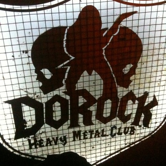 Das Foto wurde bei Dorock Heavy Metal Club von Goran S. am 11/1/2013 aufgenommen