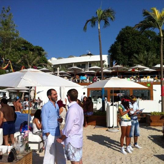 Снимок сделан в Blue Marlin Ibiza пользователем Alana W. 11/17/2012