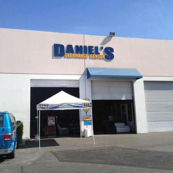 Daniel S Center Furniture, Daniels Furniture Anaheim