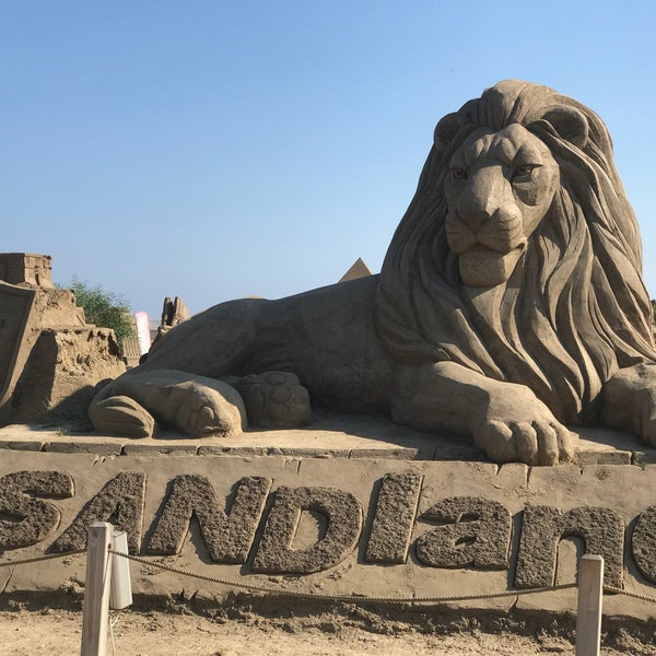 Foto scattata a Sandland da Ali Kemal Ç. il 8/29/2018