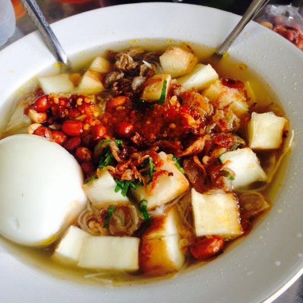Sup Ubi Bau Mangga Asian Restaurant