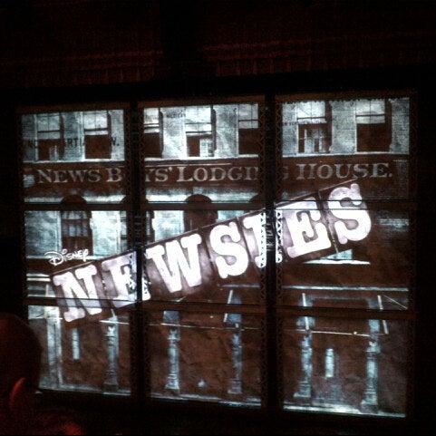 9/26/2012にKeli L.がNederlander Theatreで撮った写真