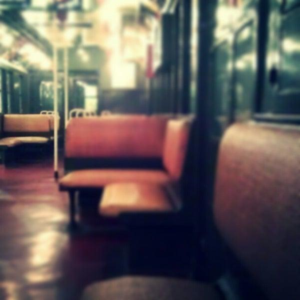 2/18/2013 tarihinde Darius A.ziyaretçi tarafından New York Transit Museum'de çekilen fotoğraf