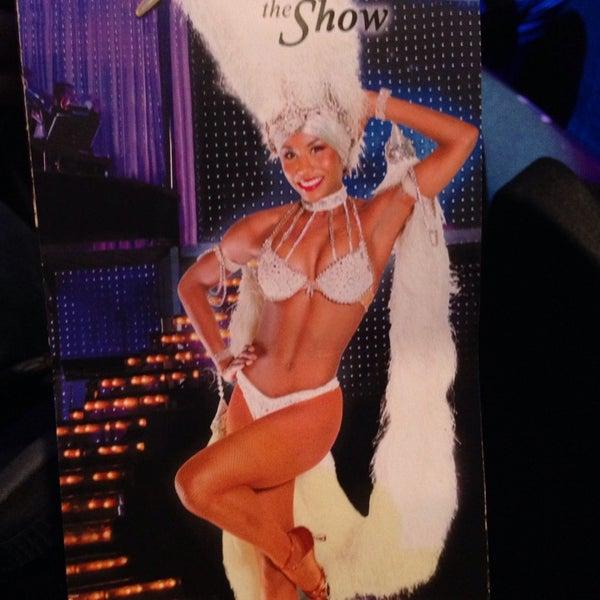 12/18/2013 tarihinde Chris R.ziyaretçi tarafından VEGAS! The Show'de çekilen fotoğraf