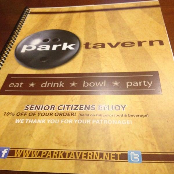 รูปภาพถ่ายที่ Park Tavern Bowling & Entertainment โดย Maria H. เมื่อ 6/9/2013
