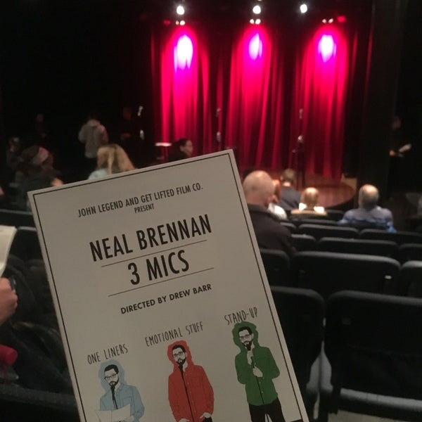 Снимок сделан в The Lynn Redgrave Theater at Culture Project пользователем Lady Z. 4/10/2016