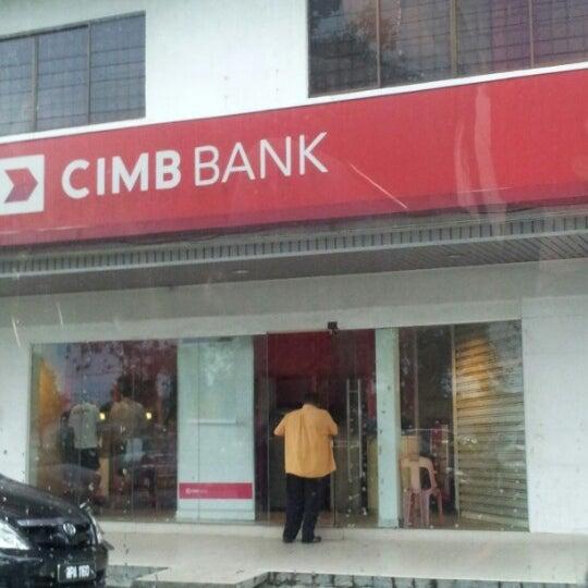 CIMB Bank Simpang Branch - Bank