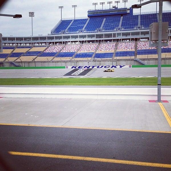 5/26/2013にDakota G.がKentucky Speedwayで撮った写真