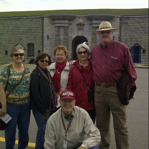 Photo prise au Citadelle de Québec par Jennifer B. le9/25/2012