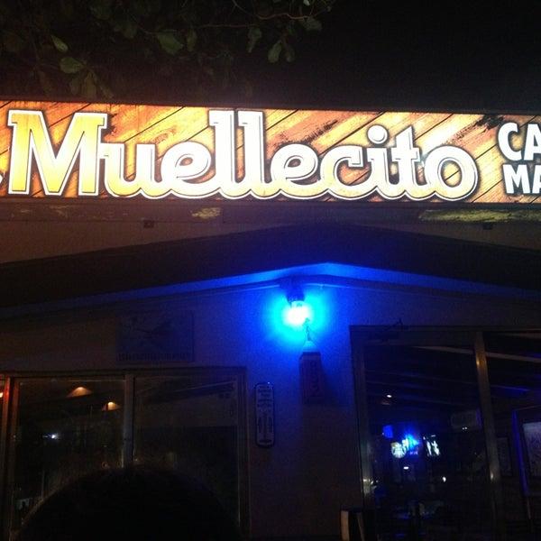 Foto scattata a El Muellecito da Manu I. il 2/28/2013
