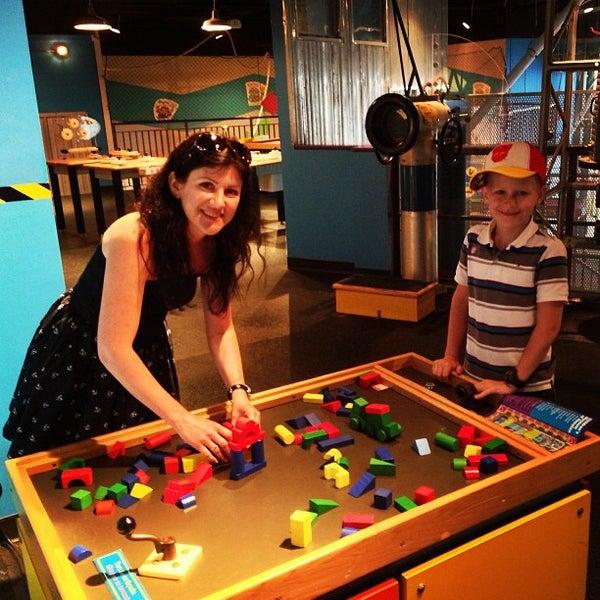 Photo taken at Children's Museum of Houston by Андрій В. on 5/17/2013