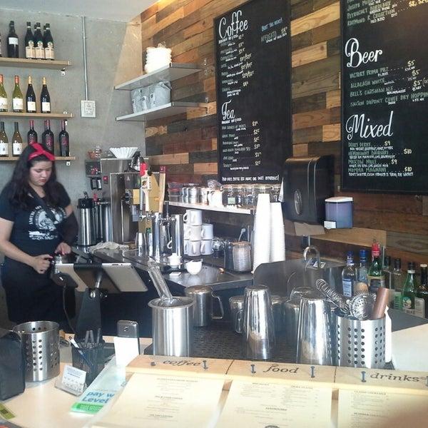 7/14/2013にChris H.がCondesa Coffeeで撮った写真