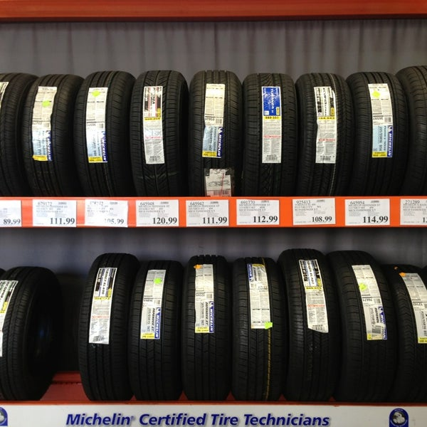 Costco Tire Center