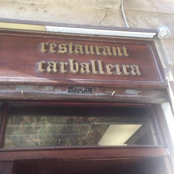 Foto tomada en Carballeira Restaurant por jordi m. el 12/28/2016
