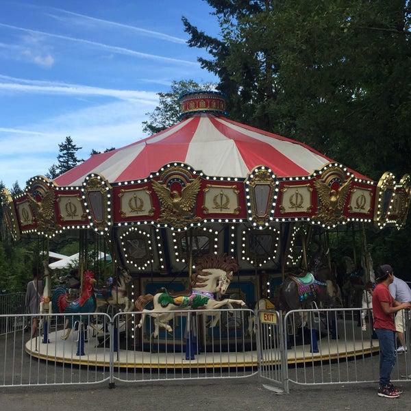 Photos at Oregon Zoo Carousel - Fair