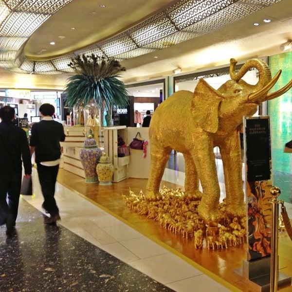 Photo prise au Abu Dhabi International Airport (AUH) par Anton T. le2/2/2013
