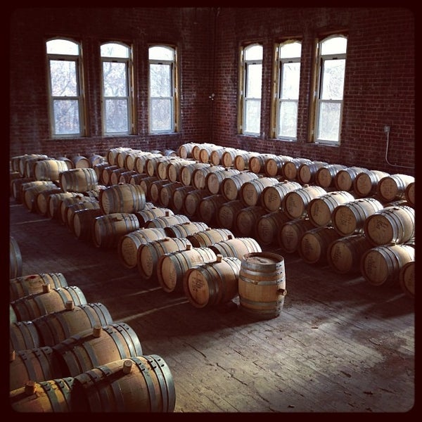 Foto scattata a Kings County Distillery da Ross il 11/24/2012