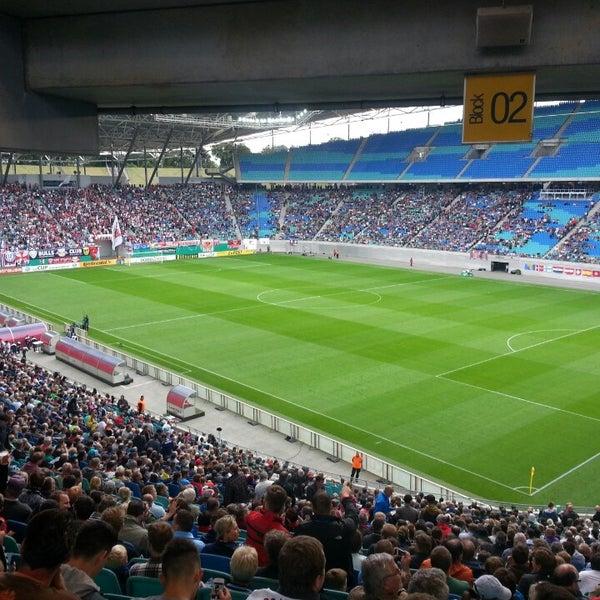 Parken Arena Leipzig
