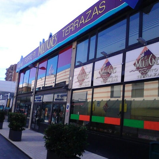 Photos At Multicines Porto Pi Now Closed Movie Theater In Portopi