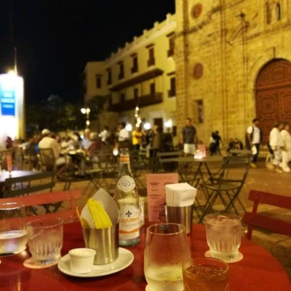 Photo taken at EL BARÓN - Café & Liquor Bar by Paolo M. on 3/8/2020