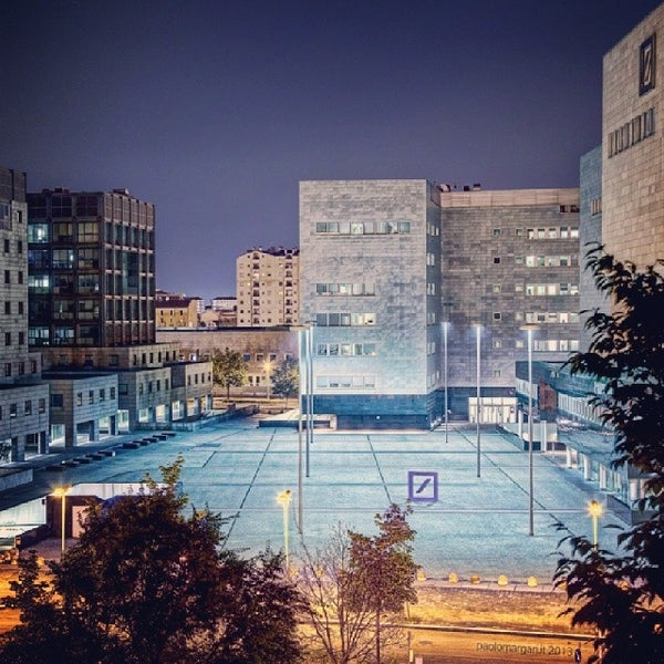 Deutsche Bank Piazza Del Calendario Milano.Deutsche Bank Bicocca 2 Tips From 228 Visitors