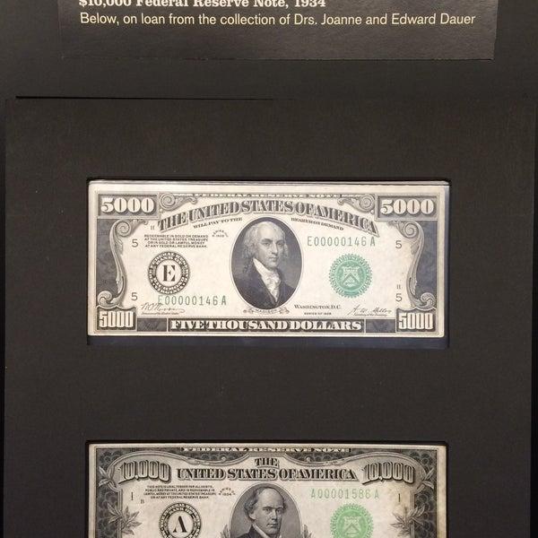Foto tirada no(a) Museum of American Finance por Dan S. em 7/18/2015