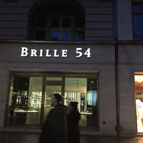 Brille 54 Charlottenburg Kurfurstendamm 54