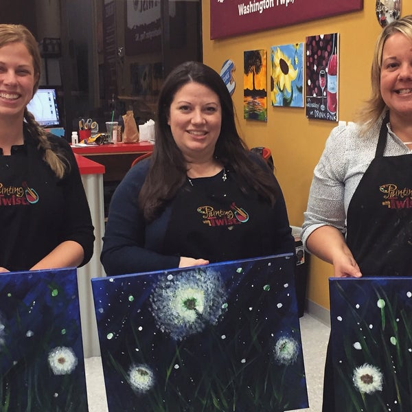 Photos At Painting With A Twist Sewell Nj