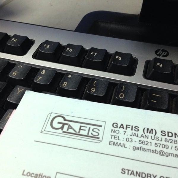 Gafis M Sdn Bhd Pejabat Lama Subang Jaya Selangor