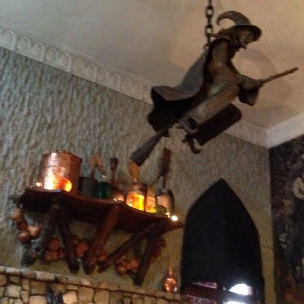 6/27/2014에 Laura P.님이 Restaurante & Bar La Strega에서 찍은 사진