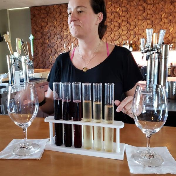 Foto diambil di Wine Lab oleh jocose pada 10/9/2018