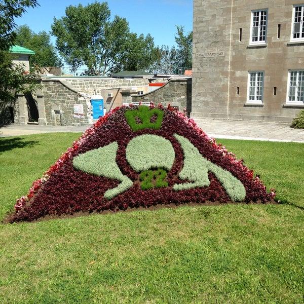 Photo prise au Citadelle de Québec par Kristina G. le7/27/2013