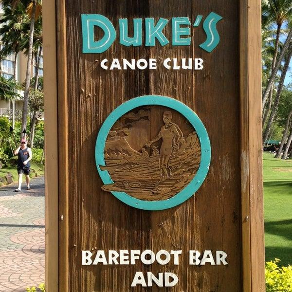 12/29/2012에 Erdinc T.님이 Duke's Kauai에서 찍은 사진