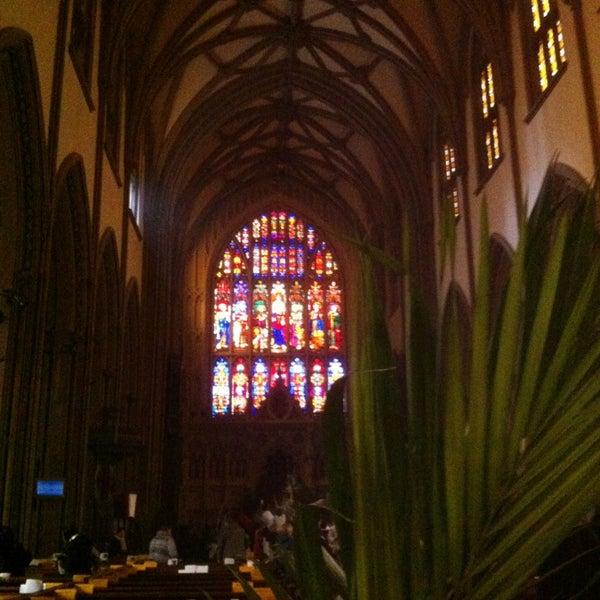 Photo prise au Trinity Church par David K. le3/24/2013