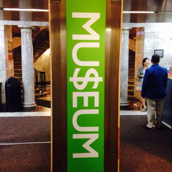 Foto tirada no(a) Museum of American Finance por essie l. em 6/24/2014