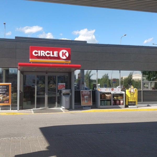 Photos at Circle K - Gas Station in Tartu
