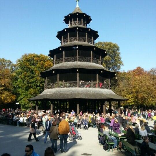 Photos At Biergarten Am Chinesischen Turm Englischer Garten Süd
