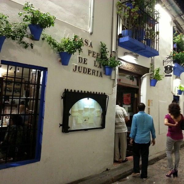 Photo prise au Casa Pepe de la Judería par .Manu . le10/4/2013