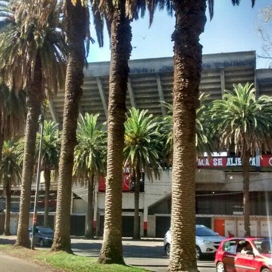 11/14/2015 tarihinde Celeste G.ziyaretçi tarafından Estadio Marcelo Bielsa (Club Atlético Newell's Old Boys)'de çekilen fotoğraf